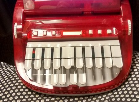 Stenograph Diamante Machine Review