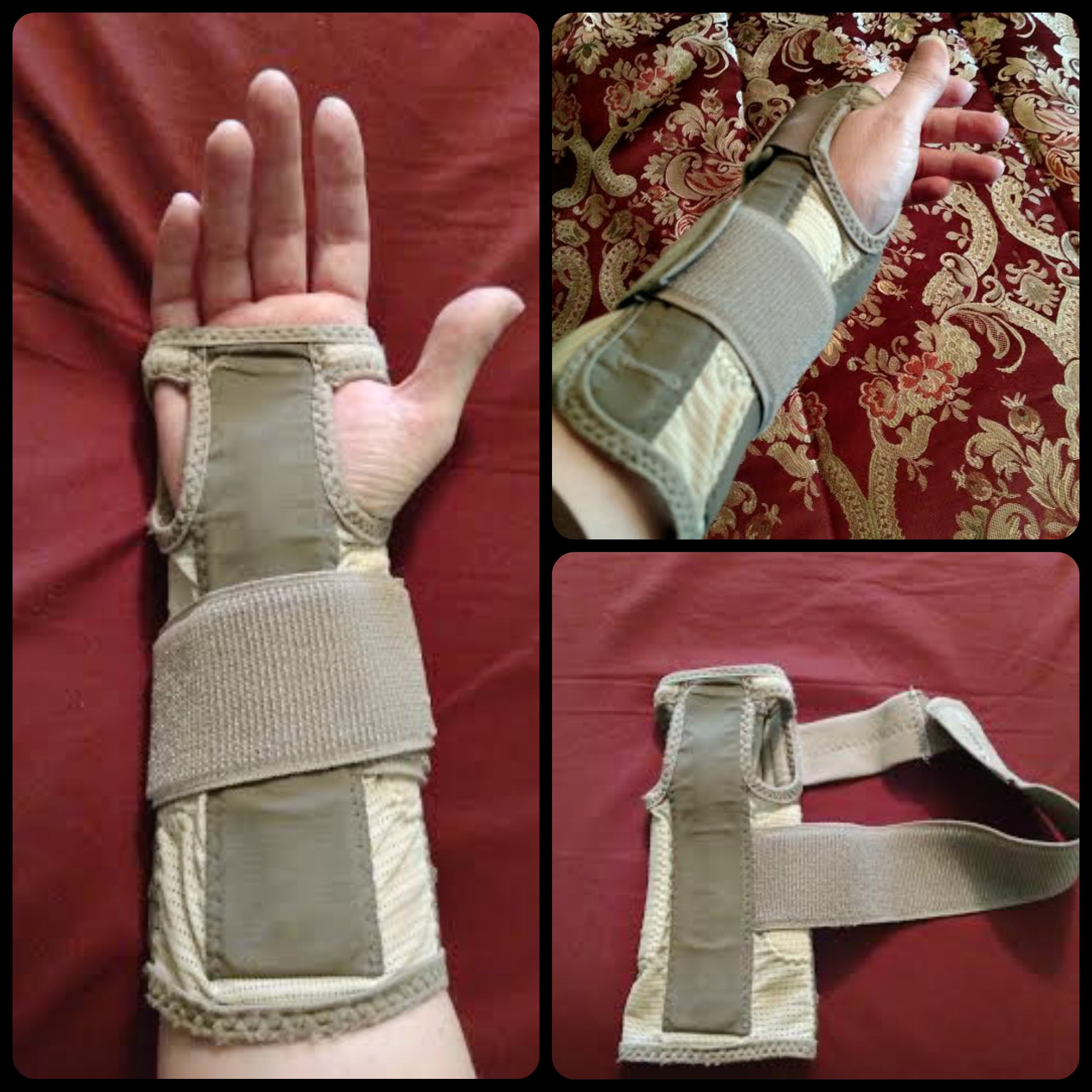 The Best Wrist Braces Carpal Tunnel Sufferers Need Collage